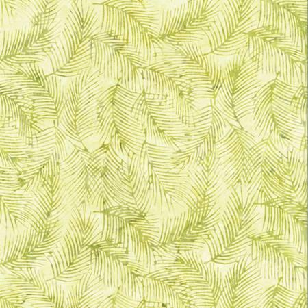 Watercress Fringe Leaf Bali Batik R2255-413