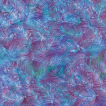 June Fringe Leaf Batik R2255-591