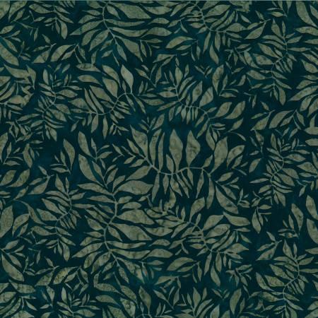 Bali Batik - Allover Leaf - Green 2272-146