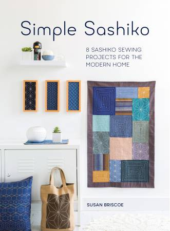 Simple Sashiko (Susan Briscoe)