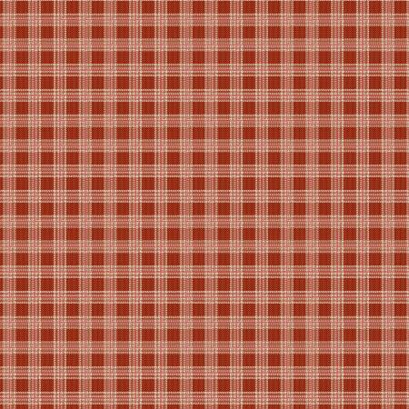 Red Pearl's Plaid Reproduction 3122