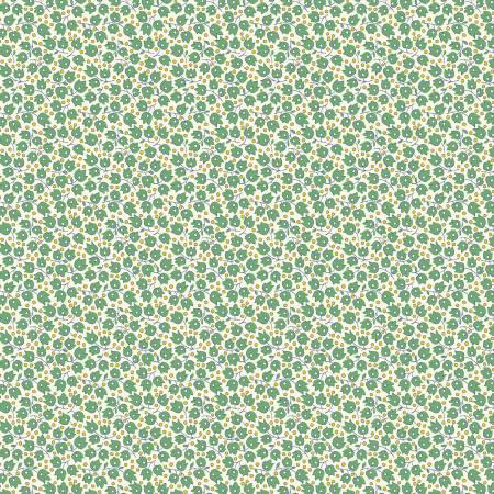 Sew Charming - Green Sweet Peas