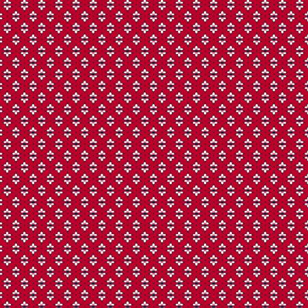 Sew Charming - Red Up and Down
