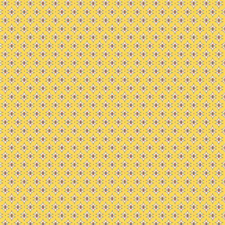 Sew Charming - Yellow Up and Down