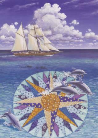 Mariner's Compass Notecard