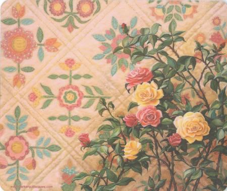 Mousepad Roses