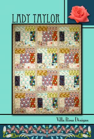 Villa Rosa Designs LADY TAYLOR pattern