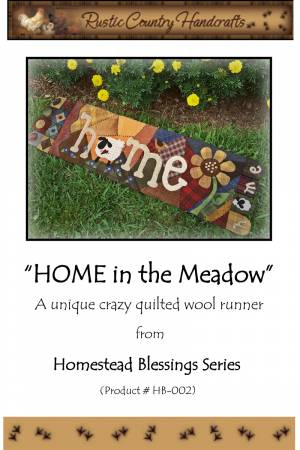 Home in the Meadow