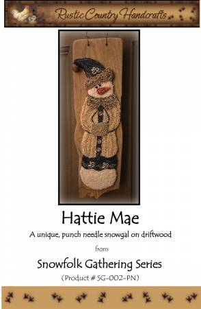 Hattie Mae Punch Needle