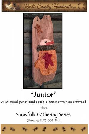 Junior Punch Needle