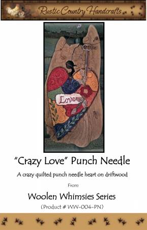 Crazy Love Punch Needle
