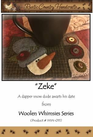 Zeke Wool Applique