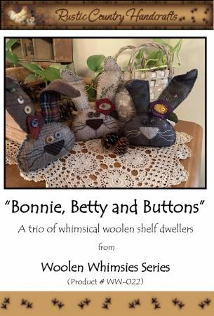 Bonnie Betty and Buttons