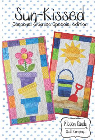 Seasonal Skinnes Sun Kissed - Special Edition - Fusible Applique