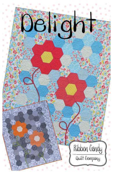 Delight quilt pattern