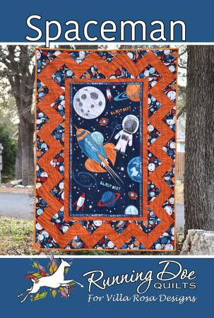 Spaceman- a pattern by Villa Rosa Designs +