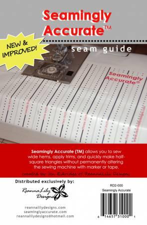 Seamingly Accurate Seam Guide