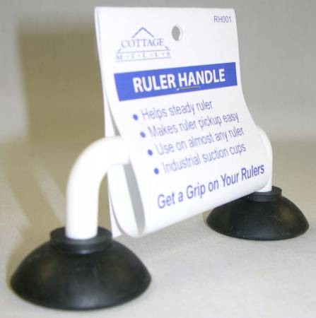 Hard Ruler Handle