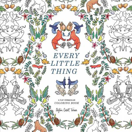 Every Little Thing Coloring Book - Softcover