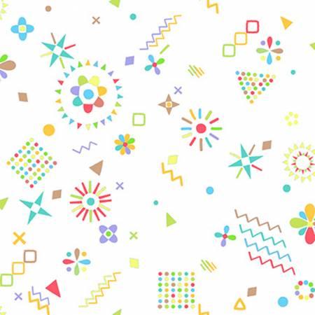 Adventure - Magical Flowers - Multi Fabric