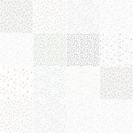 5in Squares Minature Minis, 42pcs