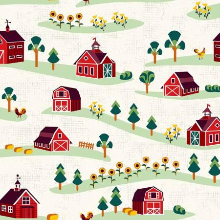 Lil' Bit Country : Barnyard Storybook - #RJ1900-ST1