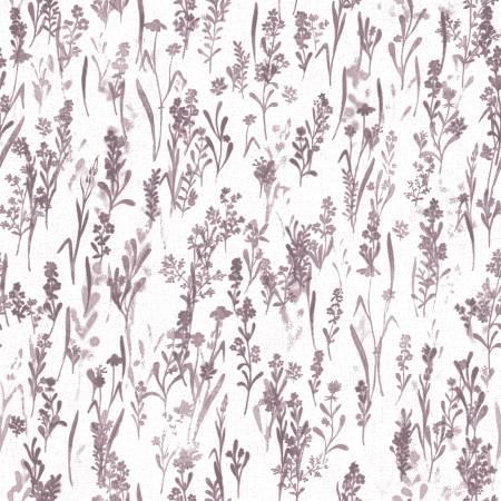 Lilac Wild Flowers / Wild Horses