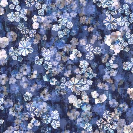 Indigo Bloom Burst Digital rj2204-in1d