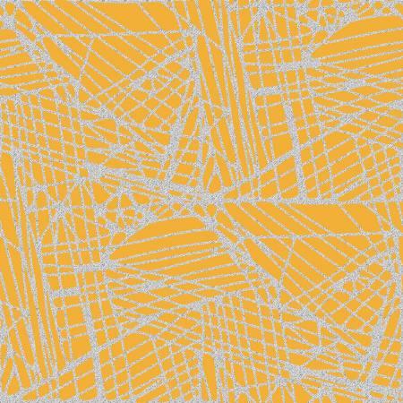 Shiny Objects Glitz and Glamour by RJR Studio for RJR Fabrics - Fiberglass - Buttercup - Metallic