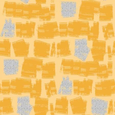 Shiny Objects Glitz and Glamour by RJR Studio for RJR Fabrics - Swift - Sunny Days - Metallic