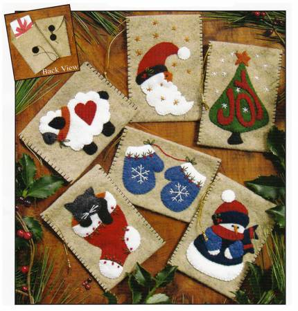 Gift Bag Ornaments Kit