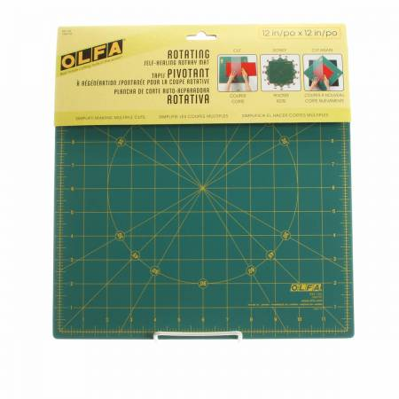 Spinning Square Cutting Mat 12in