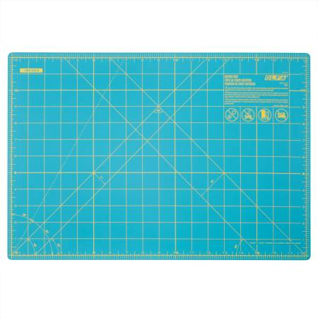 Splash Companion Mat 12in x 18in Aqua