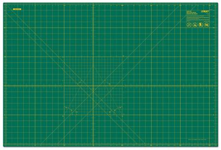 Cutting Mat with Grid 24in x 36in Olfa