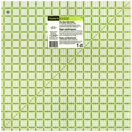 Omnigrip 16 1 2 Inch Square Ruler