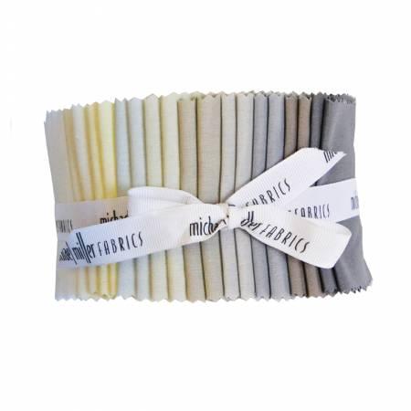 2-1/2in Strips Cotton Couture Doves, 40pcs/bundle