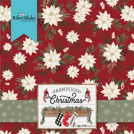 Farmhouse Christmas 2-1/2 in. Strips, 40 pcs.