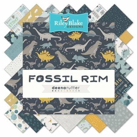 Fossil - Rolie Polie - 40 Pieces