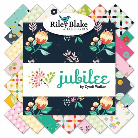 Jubilee 2-1/2in Strips 40pcs