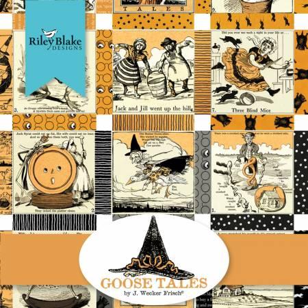 Goosetales 2-1/2in Strips, 40pcs