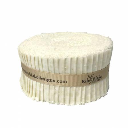 Cream Tone On Tone Rolie Polies 40pcs