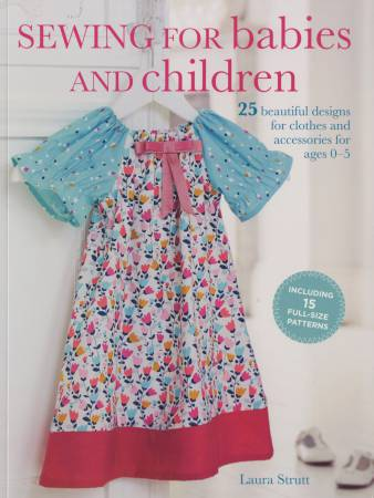 Sewing for Babies and Children - Softcover