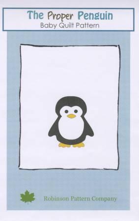 Proper Penguin Pillow Pattern - 16