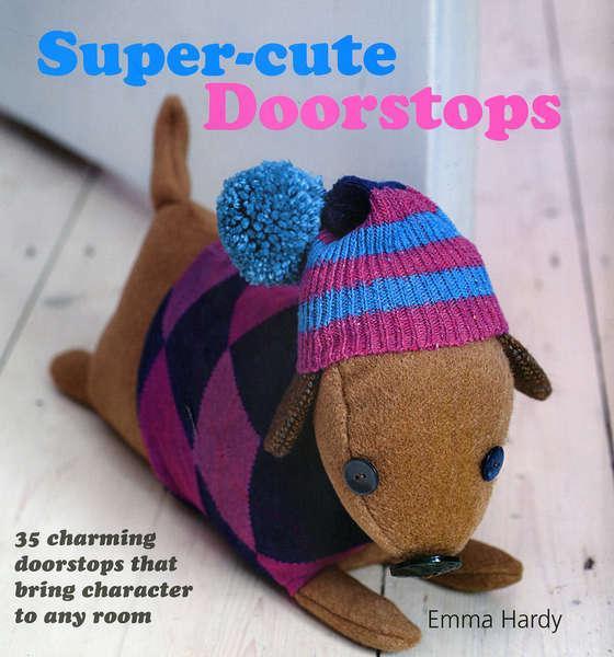 Super-cute Doorstops