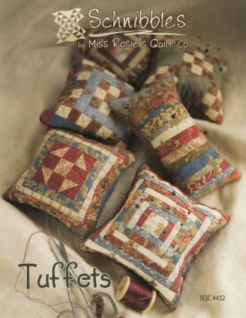 Schnibbles - Tuffets Pincushion Pattern
