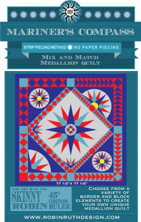 Mix and Match Medallion Quilt