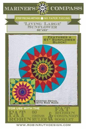 Living Large Sunflower Pattern