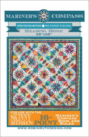Heading Home Pattern - 68 x 68