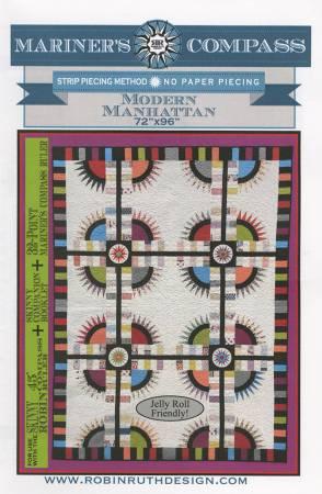Modern Manhattan Pattern
