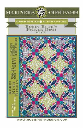 Robin Ruth's Pickle Dish Pattern